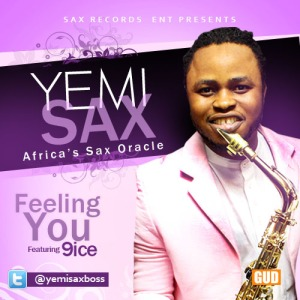 yemisax-feeling-You-Artcover